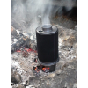wood fired camping kettle